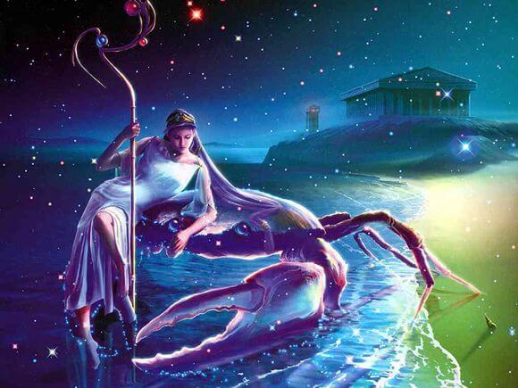 Cự Giải và Song Ngư Bí ẩn của đại dương.