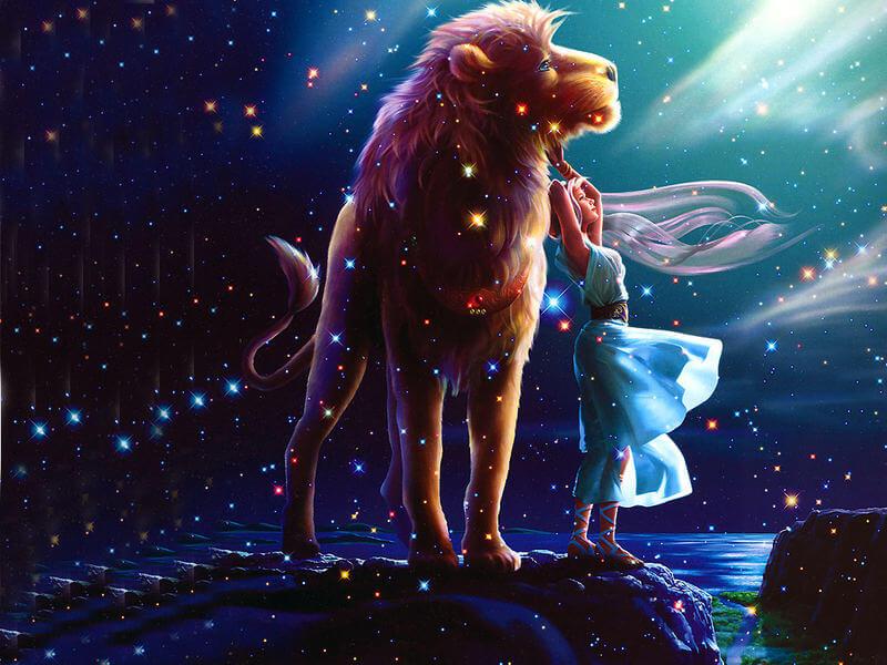 Sư Tử và Xử Nữ  Mối tình đầy sóng gió
