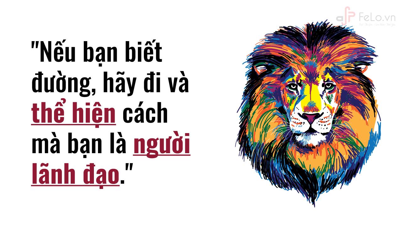 Sư Tử là nhà lãnh đạo tài ba