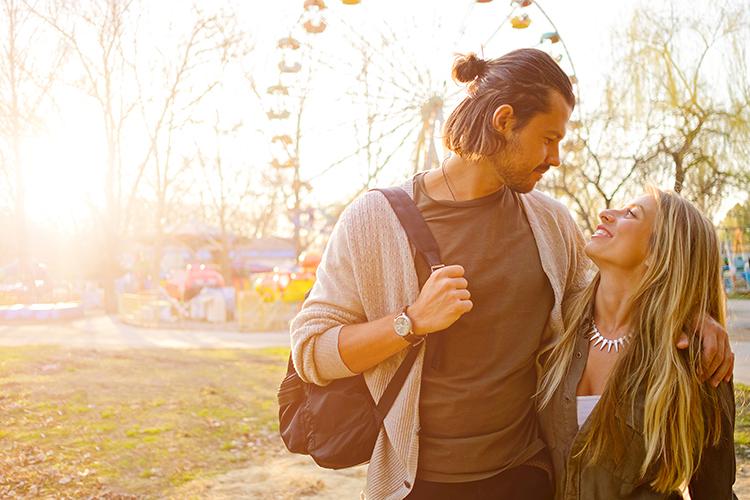 Ma Kết nam ưu tiên thể hiện tình yêu bằng hành động