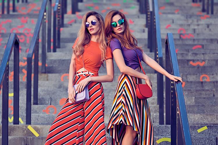 Sư Tử nữ thích phong cách hiện đại, và các thương hiệu lớn