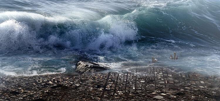 tình yêu của nam Thiên Yết là một cơn sóng thần dữ dội dưới đáy đại dương
