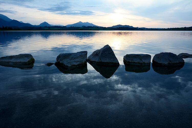 nguyên tố Nước sống nội tâm